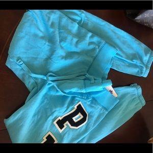 Victoria's Secret PINK sweatpants. NWT. Size XS